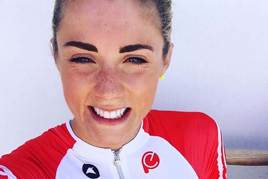 Pedalcover Ambassador Lucy Charles