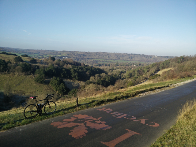 cycling box hill route